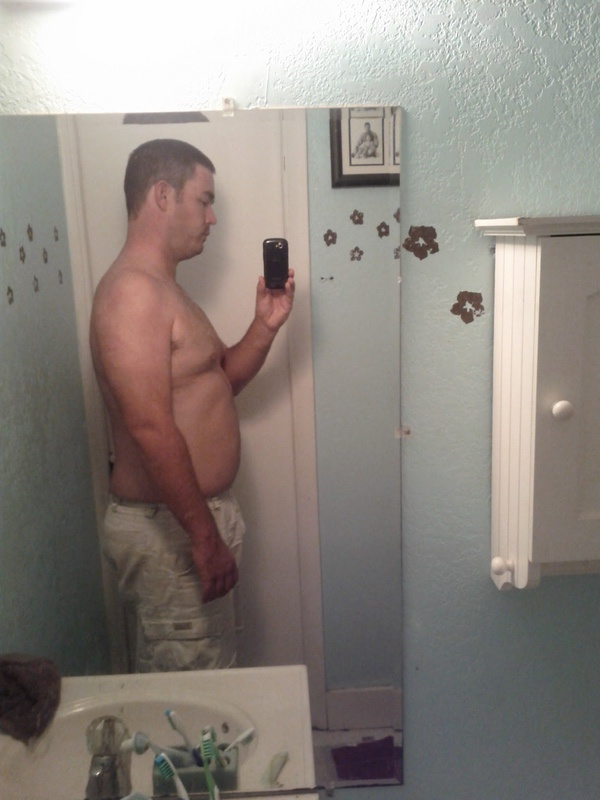 6 feet 3 Male Progress Pics of 50 lbs Weight Loss 265 lbs to 215 lbs