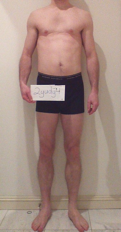 3 Pics of a 147 lbs 5 feet 10 Male Weight Snapshot