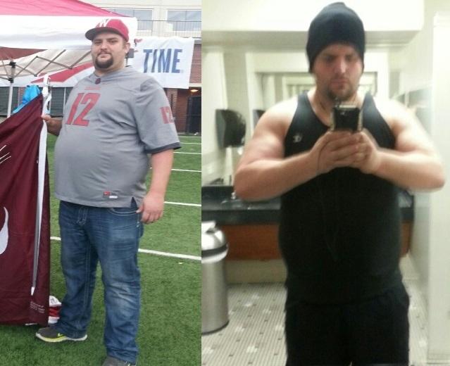 60 lbs Weight Loss 6 foot 6 Male 415 lbs to 355 lbs
