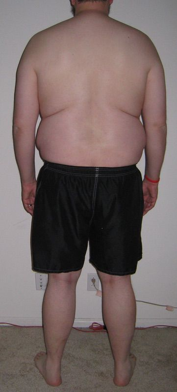 5 Pics of a 322 lbs 6 foot 5 Male Weight Snapshot