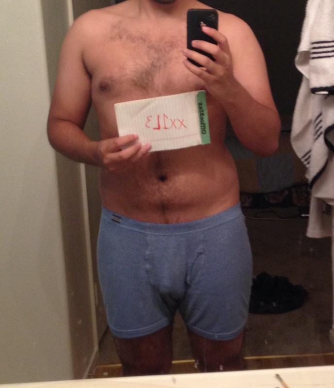 7 Photos of a 5 feet 9 155 lbs Male Weight Snapshot