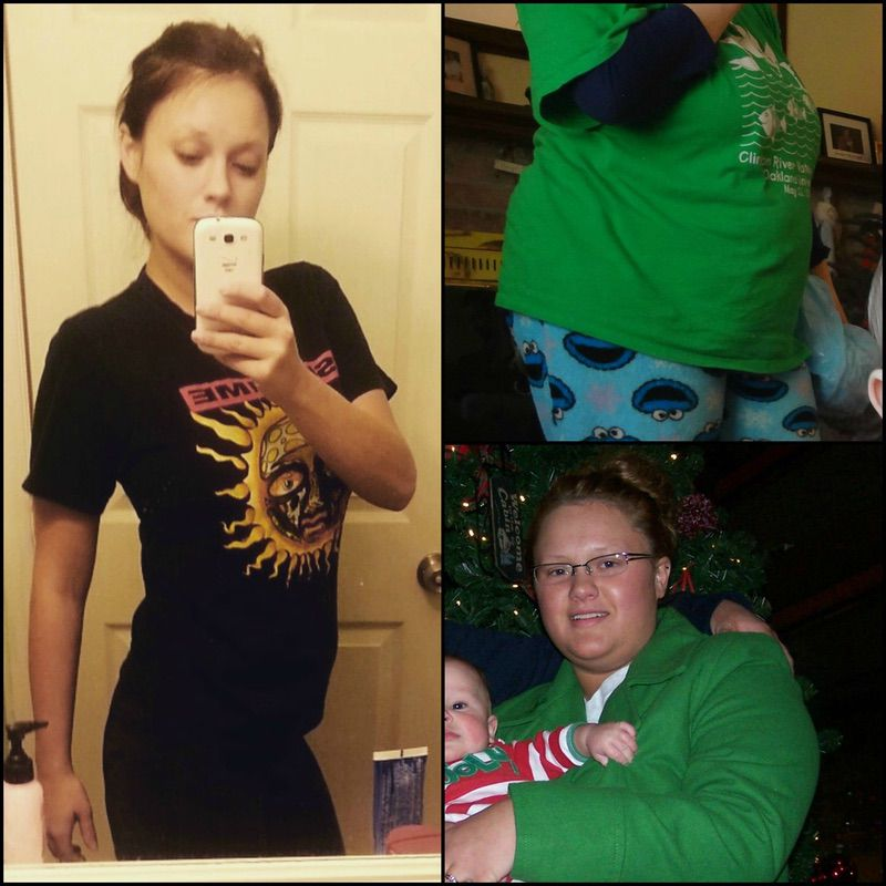 5 foot 6 Female 110 lbs Weight Loss 260 lbs to 150 lbs