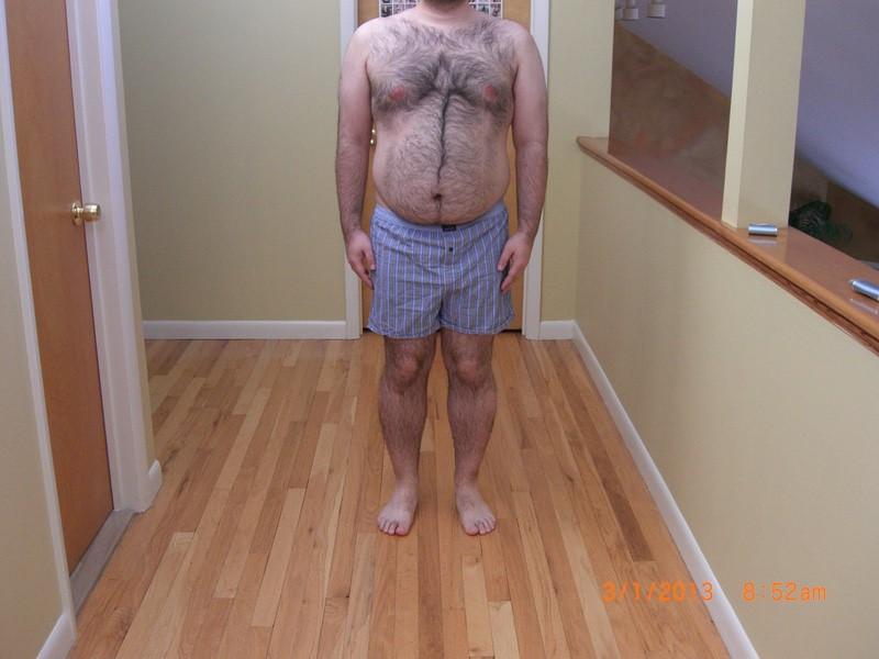 4 Photos of a 5 feet 5 193 lbs Male Weight Snapshot