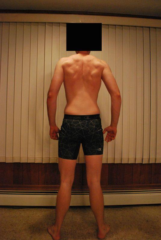 3 Pics of a 5 feet 10 155 lbs Male Fitness Inspo