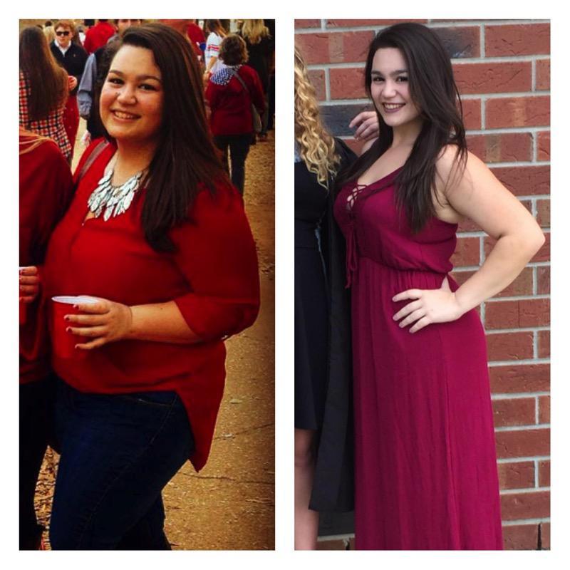 5 feet 3 Female 68 lbs Weight Loss 235 lbs to 167 lbs