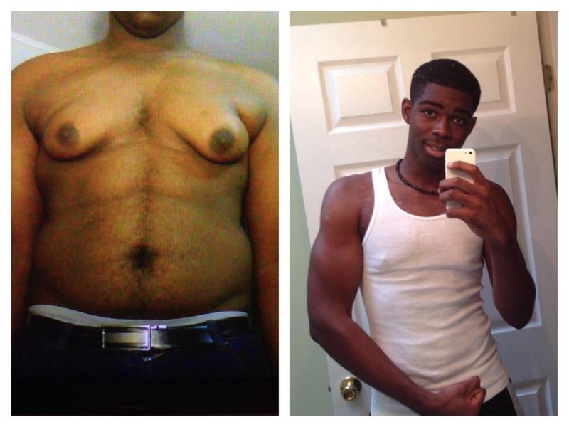 Progress Pics of 80 lbs Fat Loss 6 foot 3 Male 265 lbs to 185 lbs