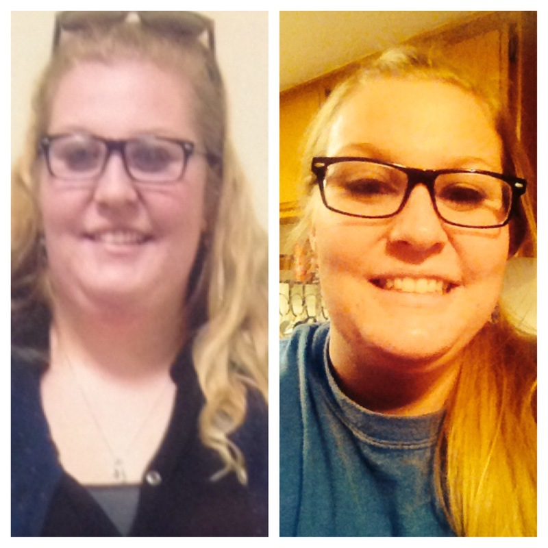 5 feet 8 Female Before and After 55 lbs Fat Loss 347 lbs to 292 lbs