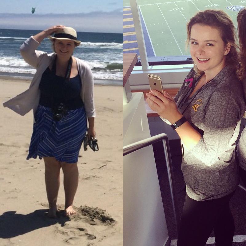 5'2 Female 30 lbs Weight Loss 182 lbs to 152 lbs