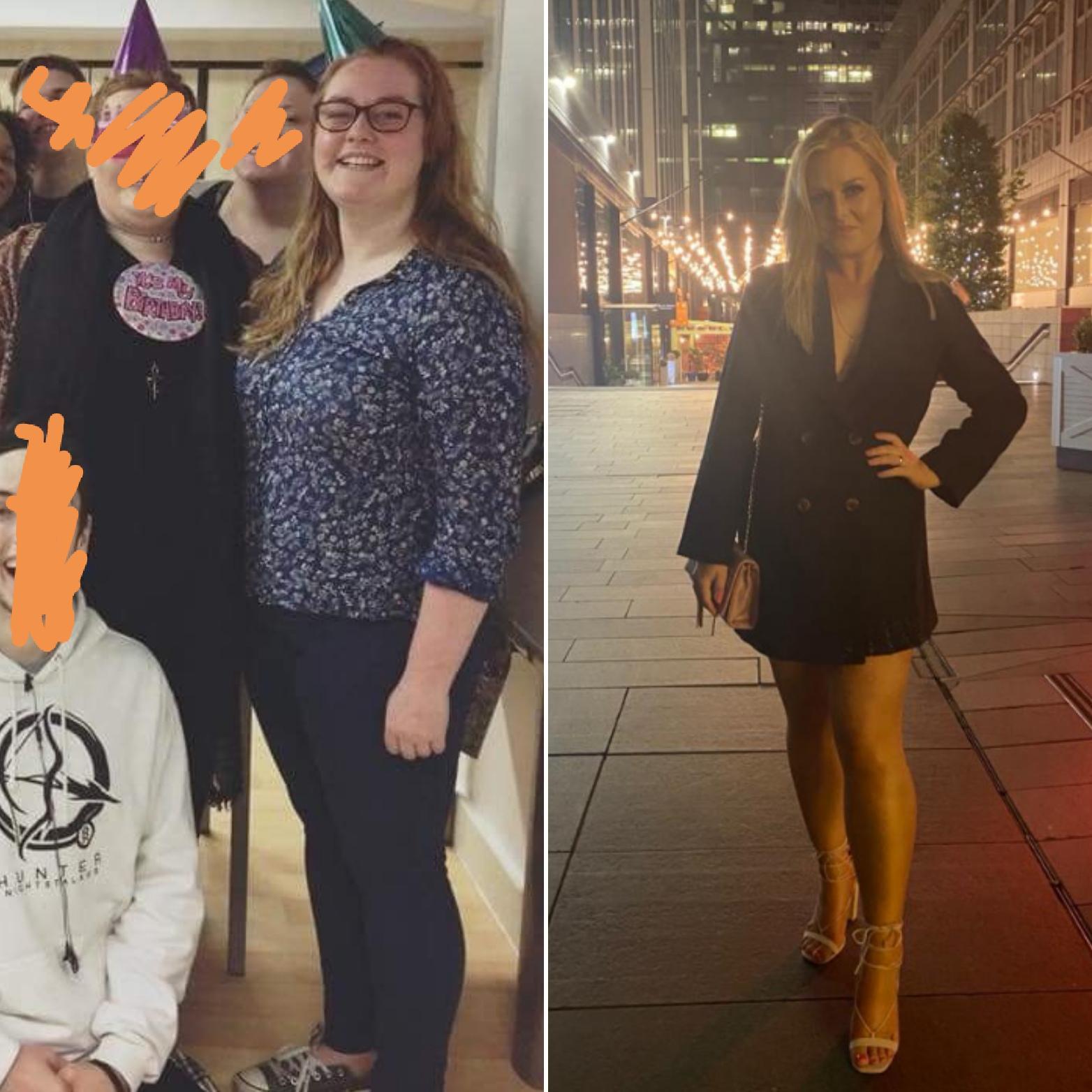 5 foot 8 Female 59 lbs Fat Loss 245 lbs to 186 lbs