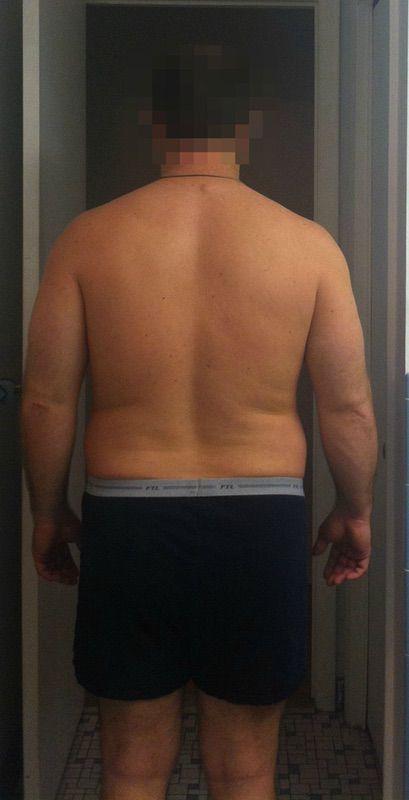 4 Pics of a 215 lbs 5'10 Male Fitness Inspo