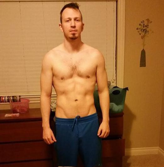 4 Pics of a 157 lbs 5 foot 11 Male Fitness Inspo