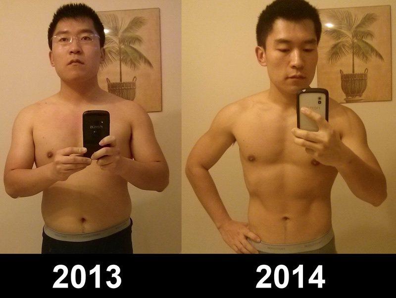 25 lbs Weight Loss 5 foot 6 Male 165 lbs to 140 lbs