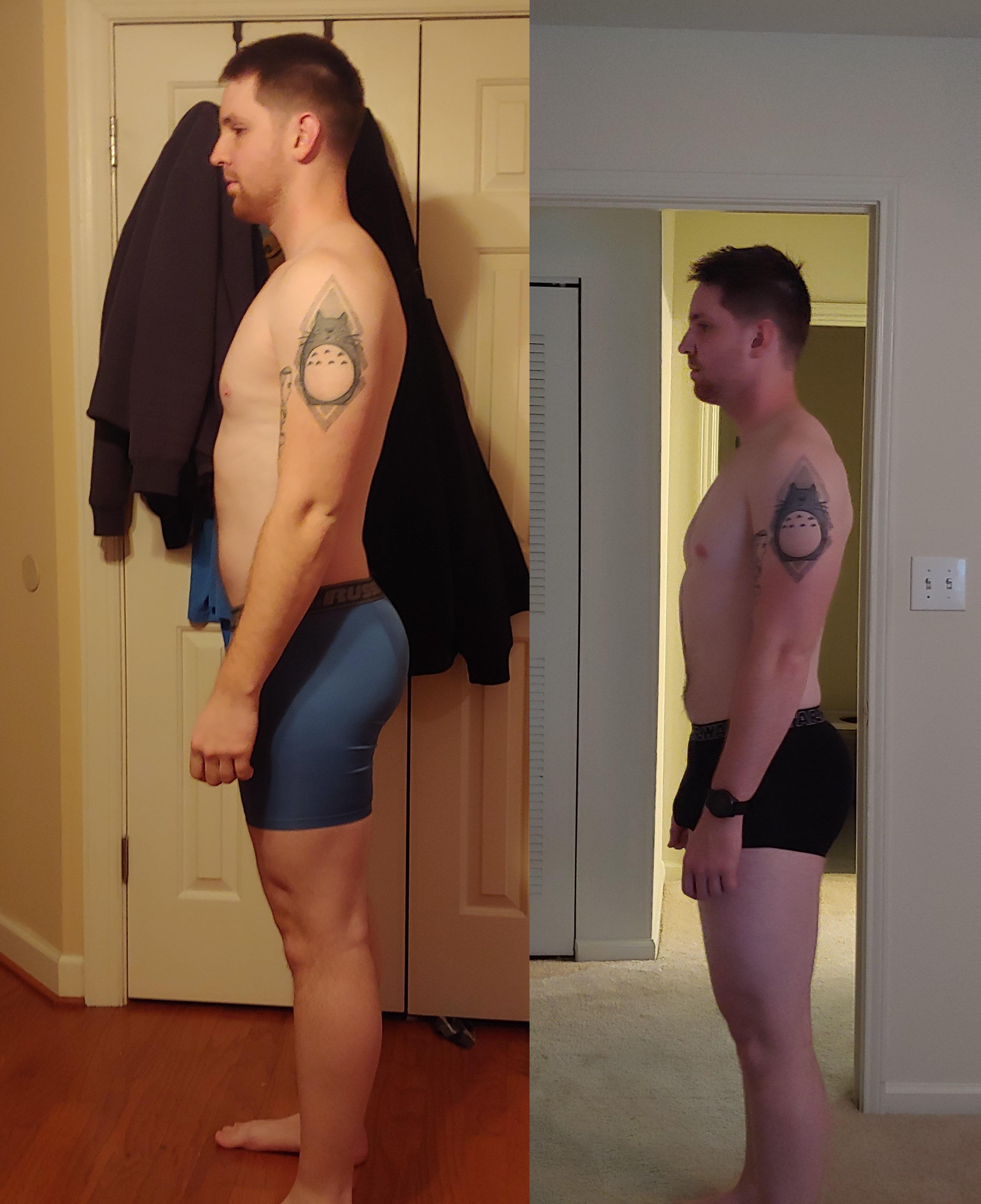 6'1 Male 7 lbs Muscle Gain 195 lbs to 202 lbs
