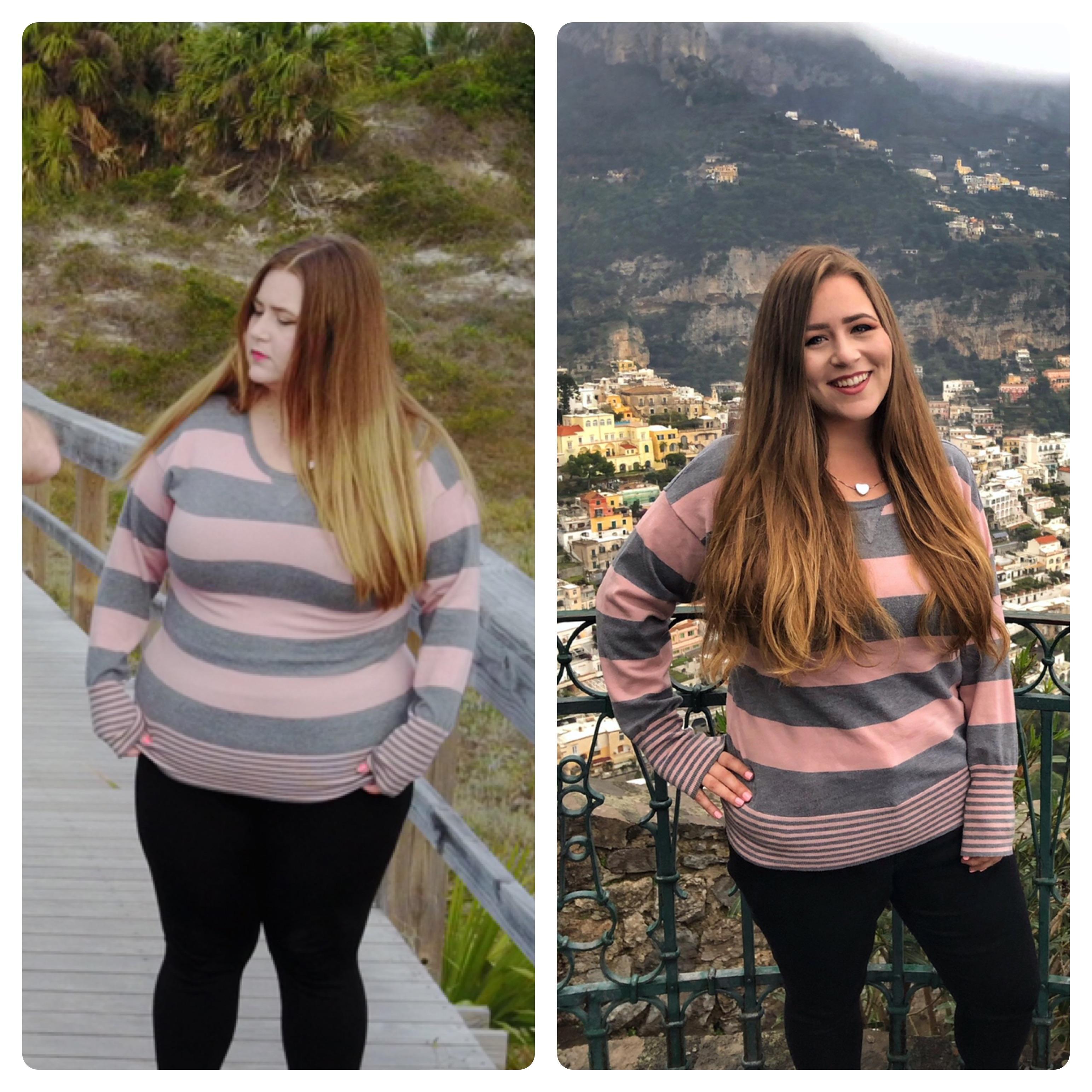 5 foot 8 Female 82 lbs Fat Loss 280 lbs to 198 lbs