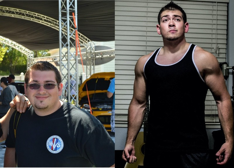 5 feet 9 Male Before and After 57 lbs Weight Loss 233 lbs to 176 lbs