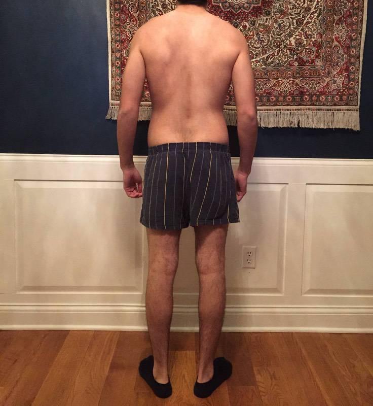 3 Pics of a 142 lbs 5 feet 9 Male Fitness Inspo