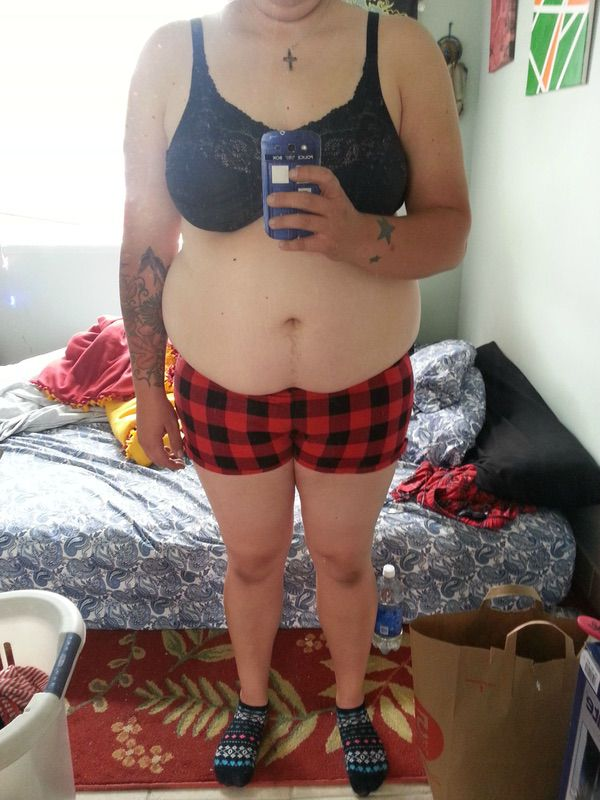 4 Pictures of a 238 lbs 5 feet 8 Female Fitness Inspo