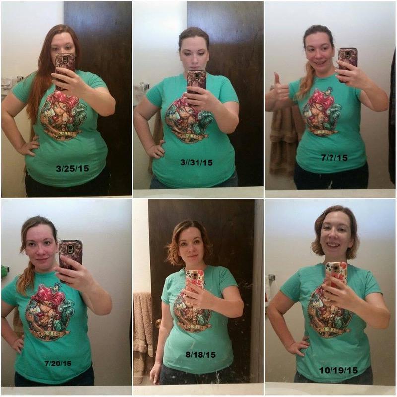 60 lbs Fat Loss 5 feet 2 Female 236 lbs to 176 lbs