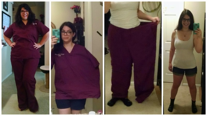 5 foot 3 Female 68 lbs Fat Loss Before and After 212 lbs to 144 lbs