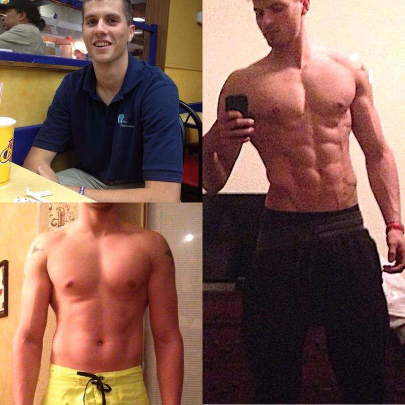 60 lbs Muscle Gain 6 foot 7 Male 180 lbs to 240 lbs