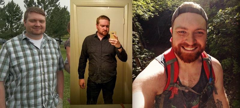6 feet 3 Male 40 lbs Fat Loss 305 lbs to 265 lbs