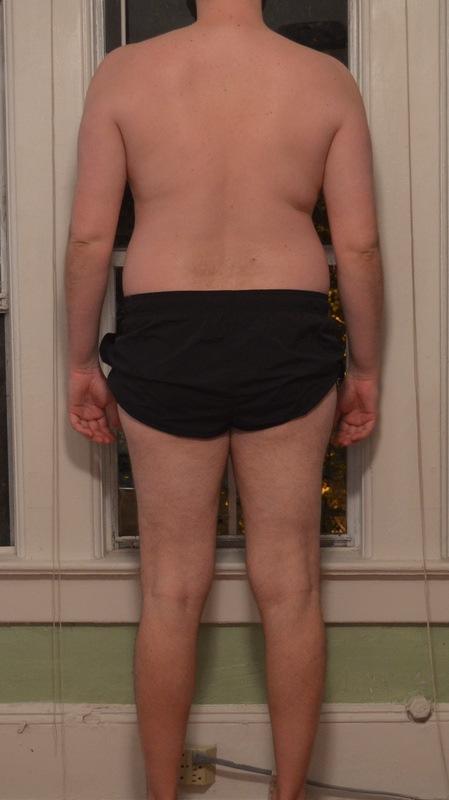 4 Pics of a 6 feet 7 259 lbs Male Fitness Inspo