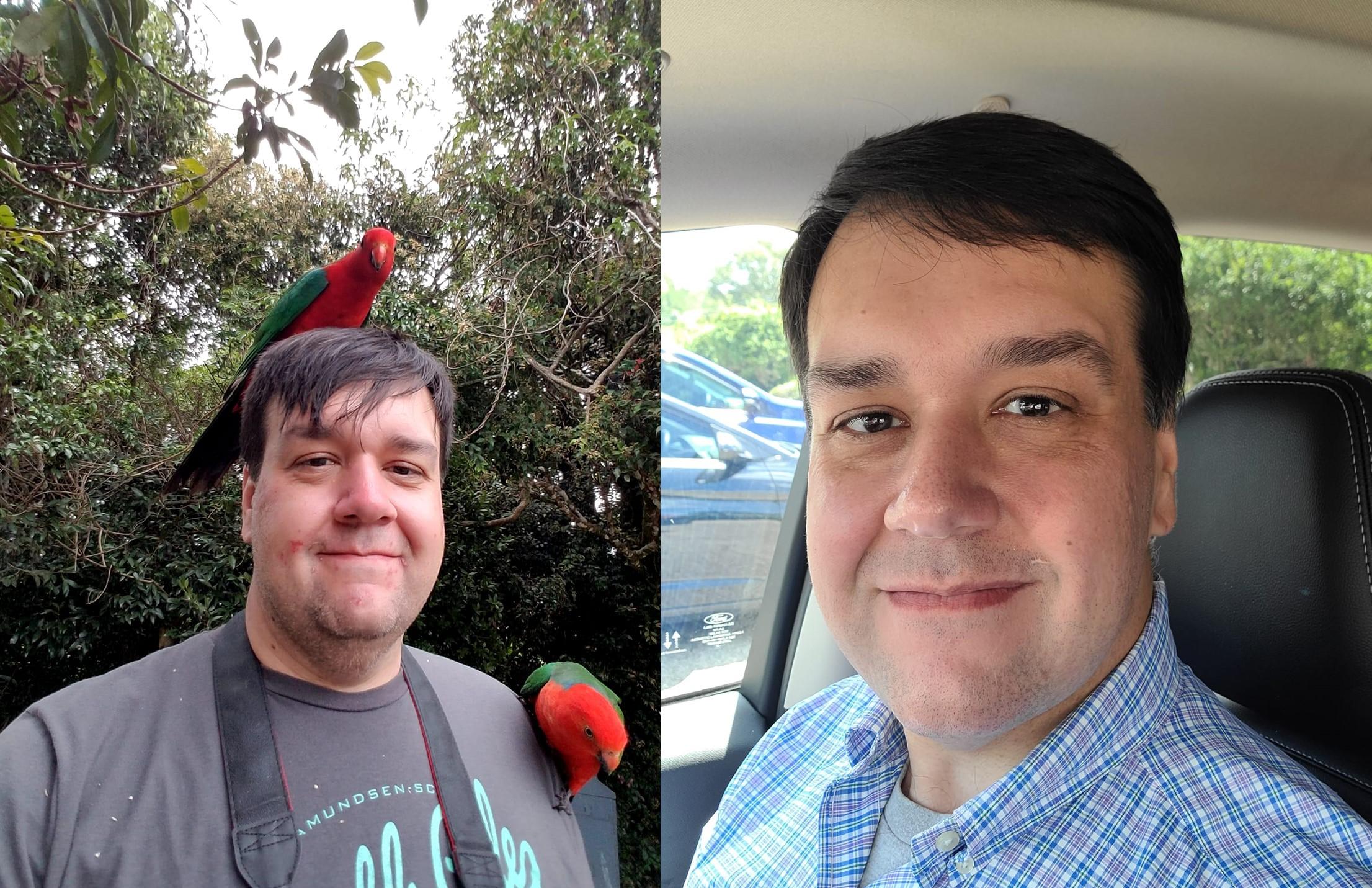 53 lbs Fat Loss 6'4 Male 302 lbs to 249 lbs