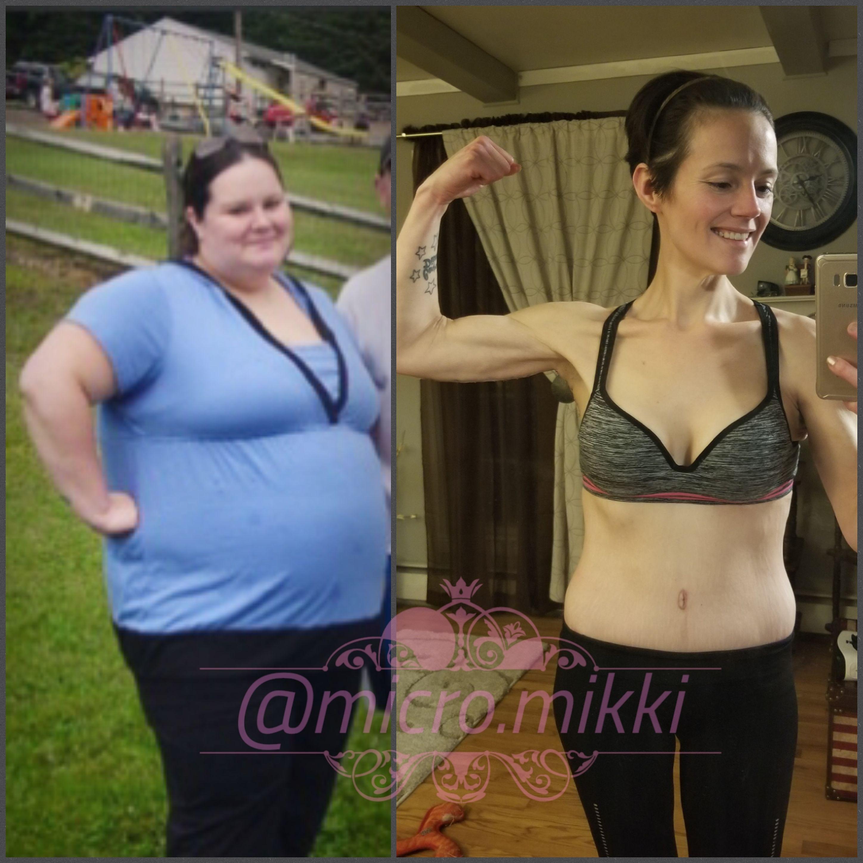 279 lbs Fat Loss 5 feet 6 Female 399 lbs to 120 lbs