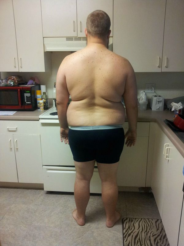 4 Pics of a 319 lbs 6 foot Male Fitness Inspo