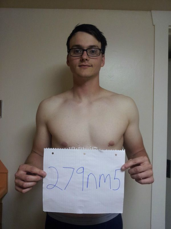 9 Pics of a 5 foot 11 167 lbs Male Weight Snapshot