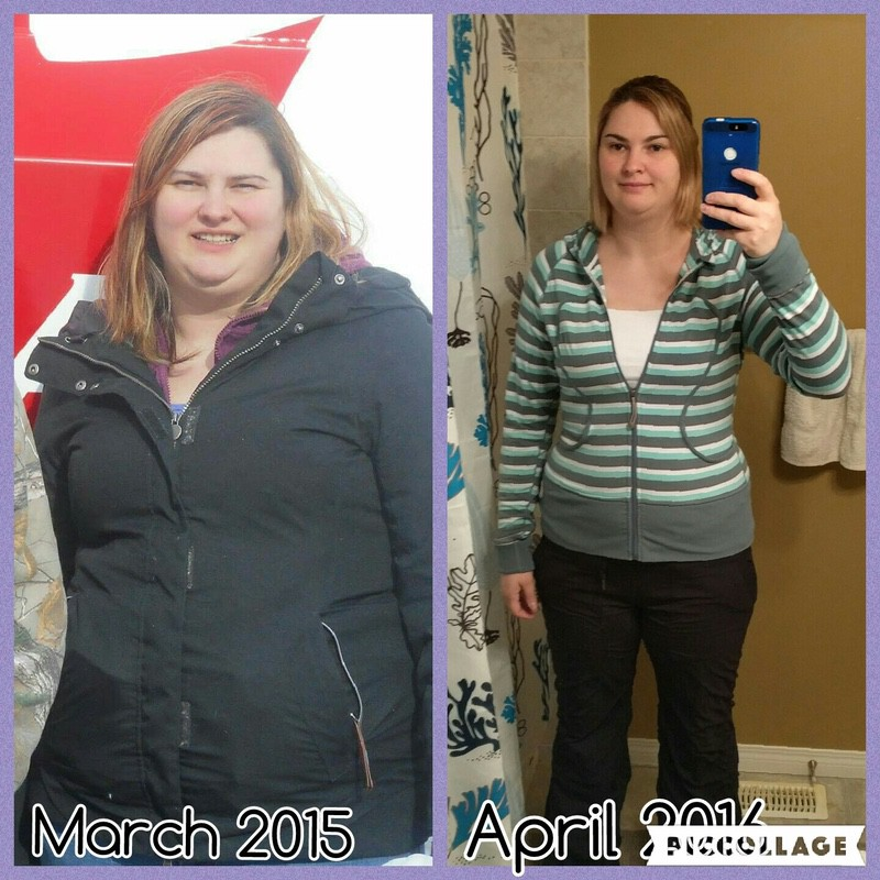 5 foot 8 Female Before and After 55 lbs Fat Loss 253 lbs to 198 lbs