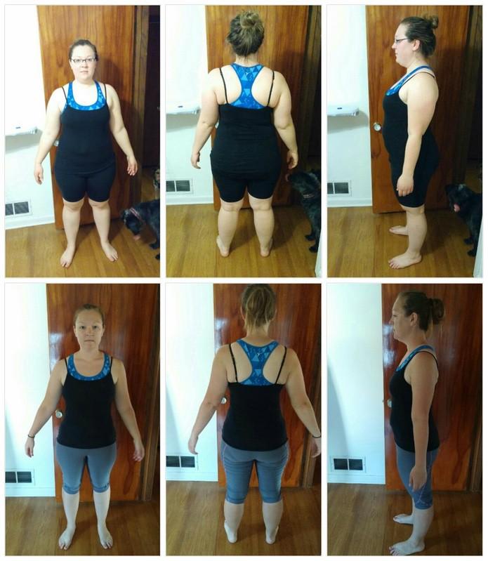 5'5 Female 60 lbs Weight Loss 233 lbs to 173 lbs