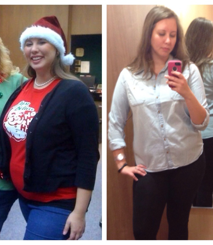 5 foot 11 Female 31 lbs Weight Loss Before and After 245 lbs to 214 lbs