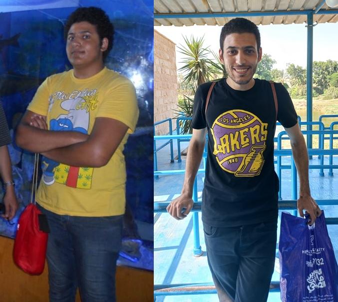 Progress Pics of 95 lbs Fat Loss 5'11 Male 242 lbs to 147 lbs