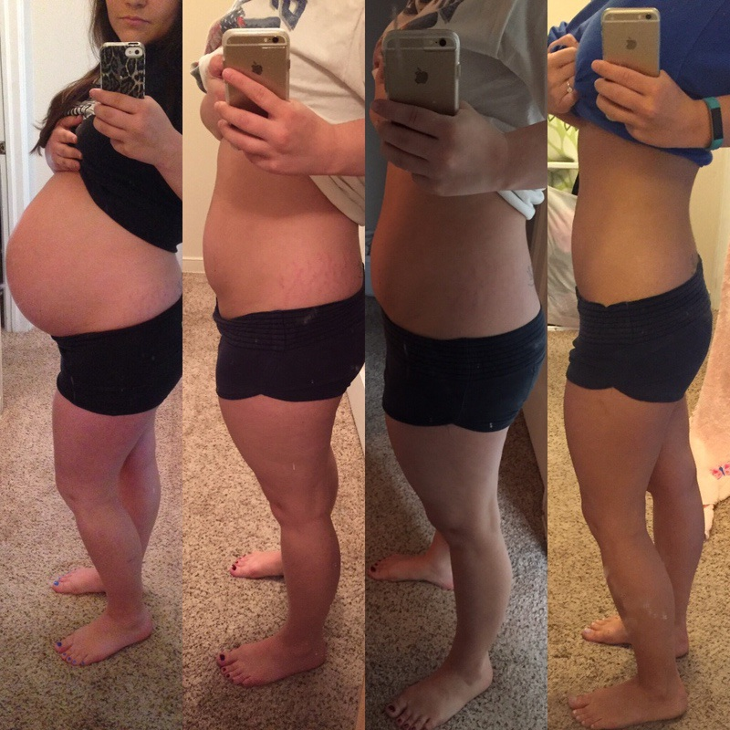 5 foot 2 Female Before and After 60 lbs Fat Loss 180 lbs to 120 lbs