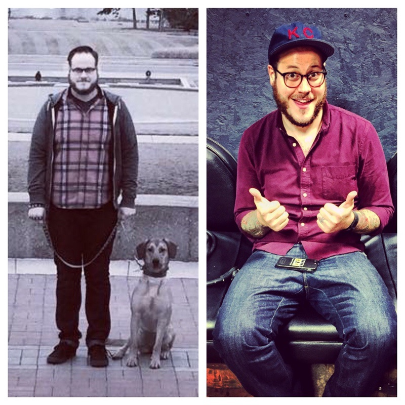 49 lbs Fat Loss Before and After 6 feet 4 Male 273 lbs to 224 lbs