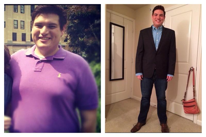 5 feet 11 Male Progress Pics of 80 lbs Weight Loss 290 lbs to 210 lbs