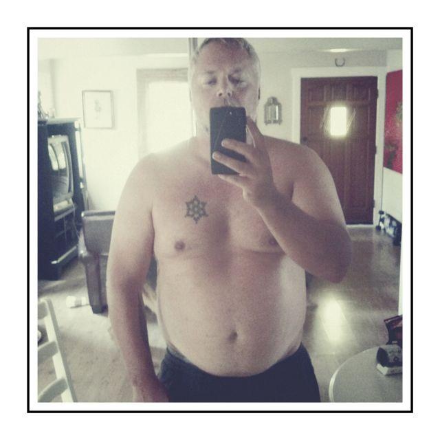 6 foot Male 28 lbs Weight Loss 281 lbs to 253 lbs