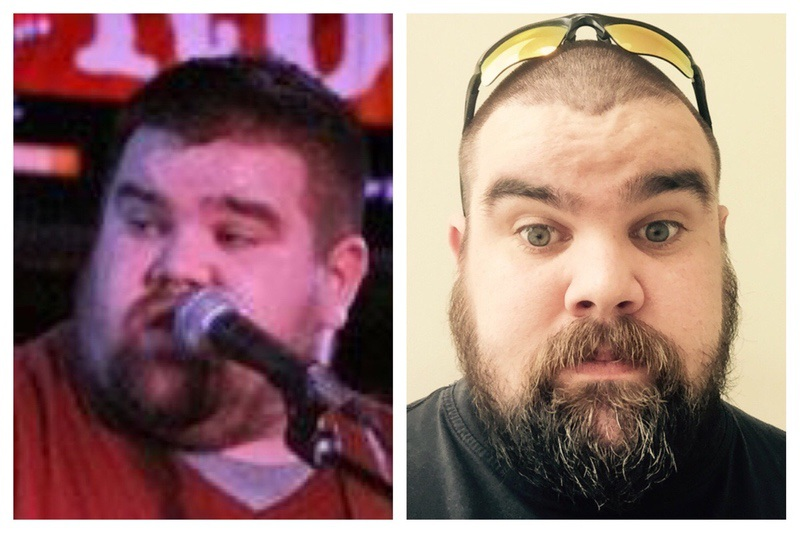 5'9 Male Before and After 69 lbs Fat Loss 380 lbs to 311 lbs
