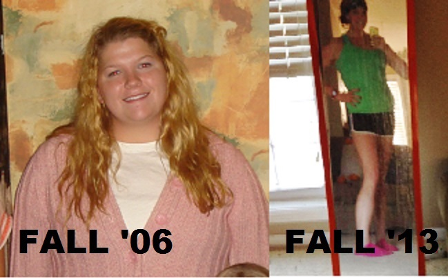 5 feet 11 Female Before and After 64 lbs Weight Loss 265 lbs to 201 lbs