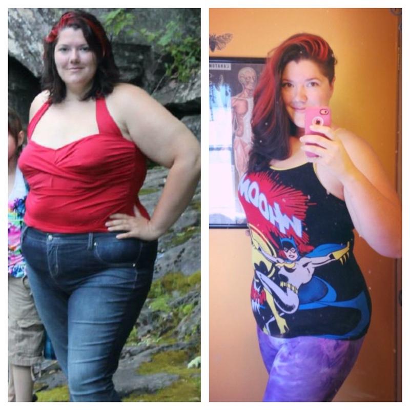 6'3 Female 69 lbs Weight Loss 330 lbs to 261 lbs