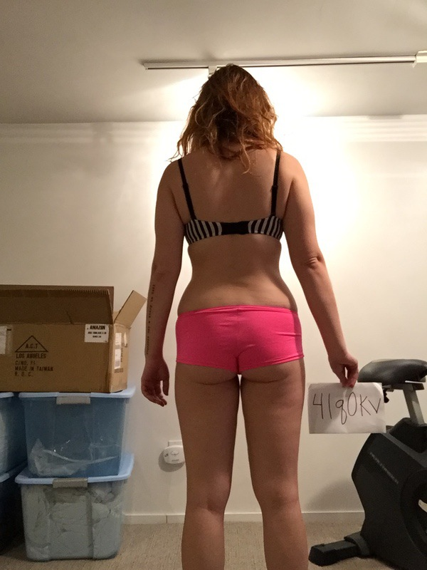 3 Pictures of a 145 lbs 5 feet 6 Female Fitness Inspo
