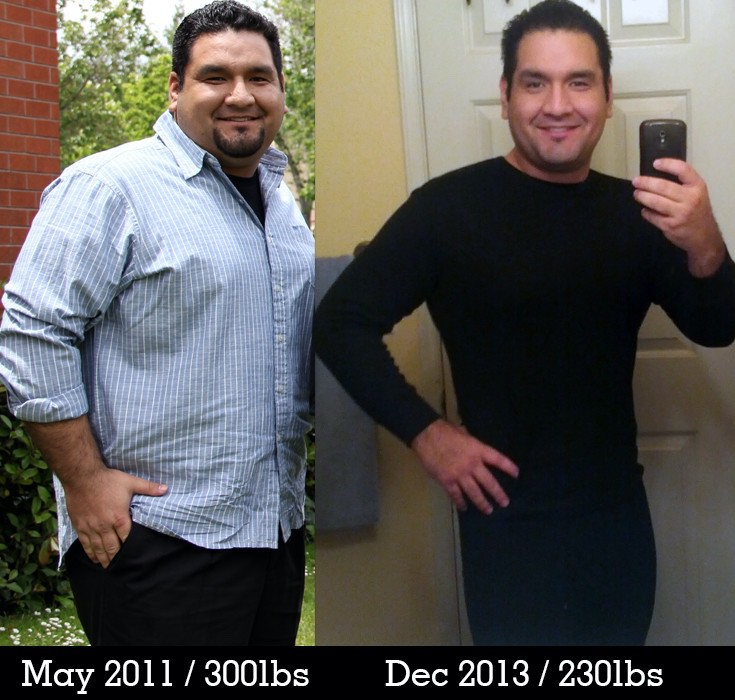 5 feet 11 Male 75 lbs Weight Loss 305 lbs to 230 lbs