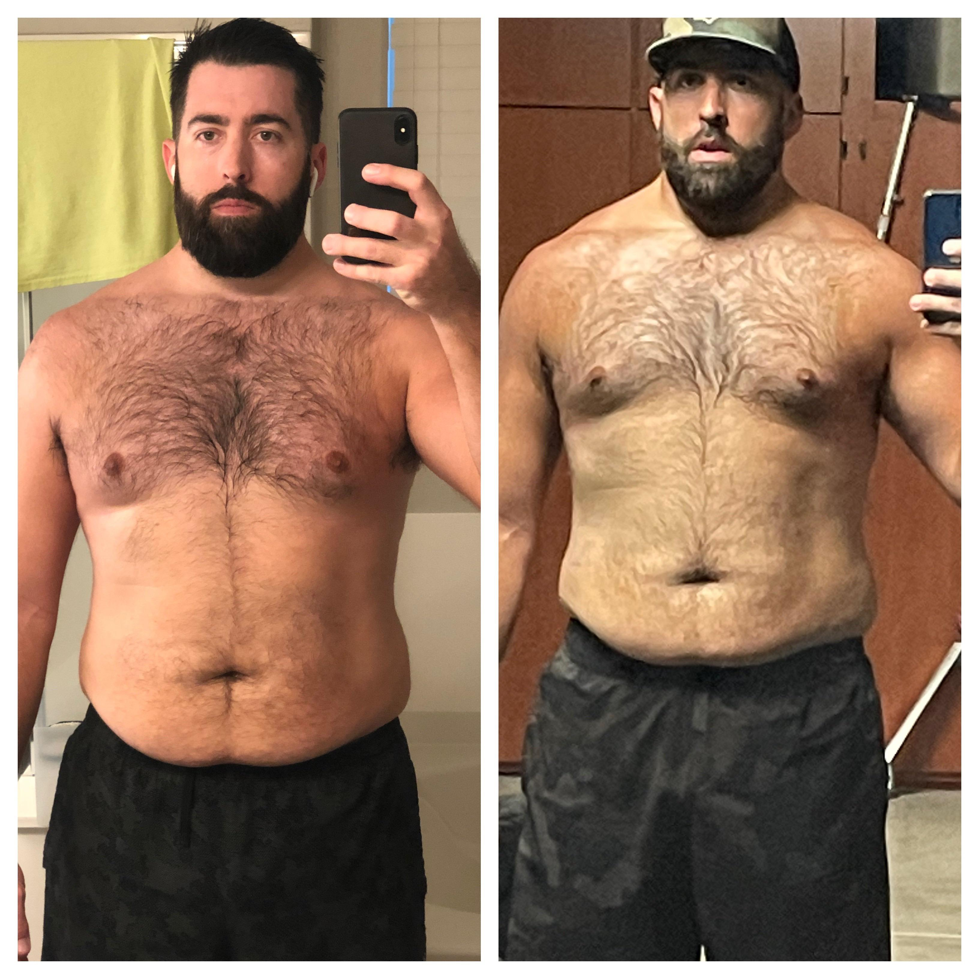 1 Pic of a 235 lbs 5 foot 11 Male Weight Snapshot