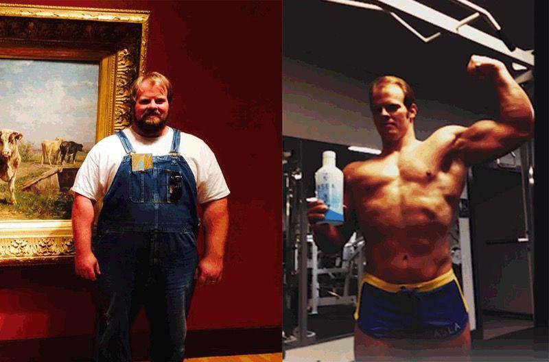 6 foot Male 135 lbs Weight Loss 350 lbs to 215 lbs