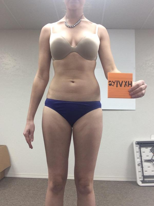 3 Pics of a 5'9 135 lbs Female Fitness Inspo