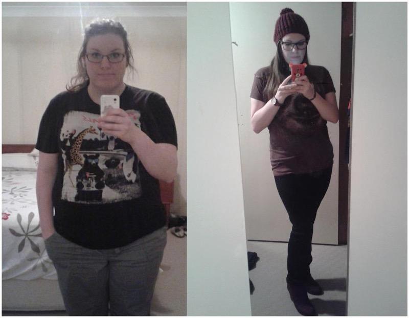 66 lbs Fat Loss 5 feet 8 Female 275 lbs to 209 lbs