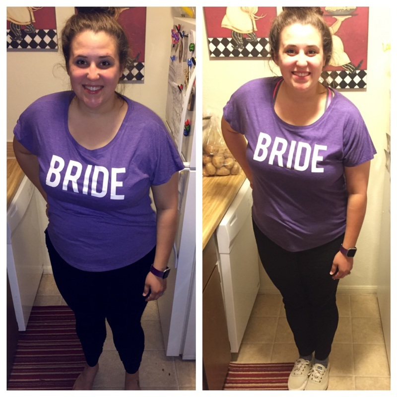 5'7 Female Progress Pics of 11 lbs Weight Loss 234 lbs to 223 lbs
