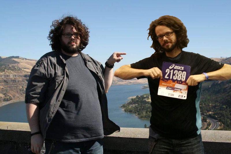 Progress Pics of 188 lbs Fat Loss 6'2 Male 376 lbs to 188 lbs