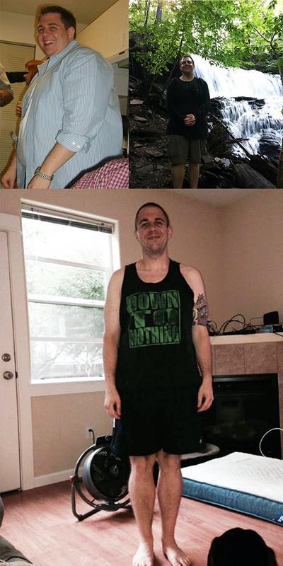 5 feet 8 Male Progress Pics of 140 lbs Fat Loss 340 lbs to 200 lbs